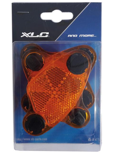 XLC Bumm Speichenstrahler 4er-Set